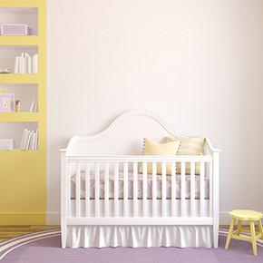 Tips voor het inrichten van een betaalbare babykamer