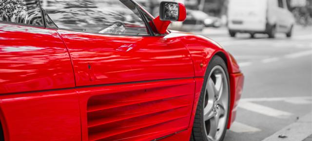 """Seppie: """"Een nieuwe rode Ferrari"""""""
